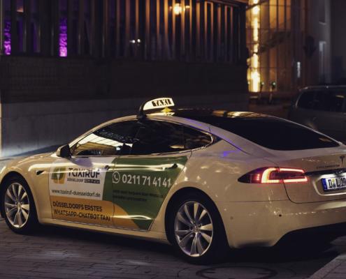 E-Taxi Düsseldorf